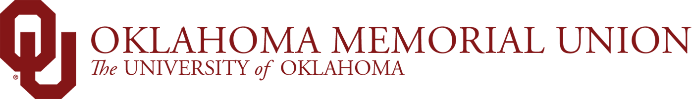 Oklahoma Memorial Union Website Wordmark
