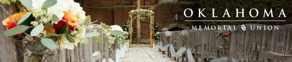 courtyard with flowers
