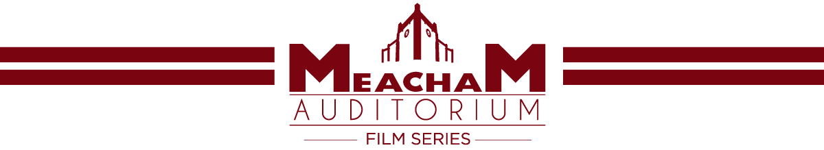 Meacham Auditorium film series