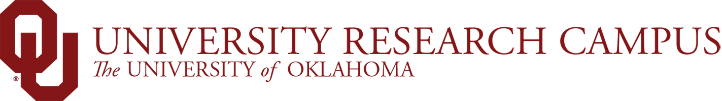 University Research Campus, The University of Oklahoma website wordmark