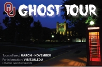 ghost tour flyer