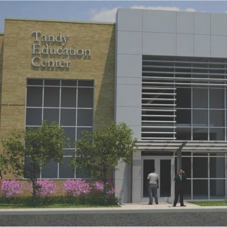 Tandy Learning Center Rendering