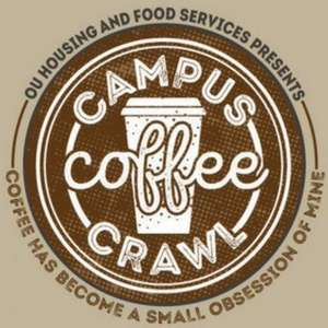 campus coffee crawl cups