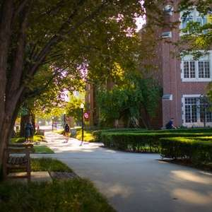 Ellison Hall at the University of Oklahoma