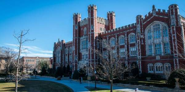 The University of Oklahoma Campus