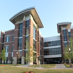 photo of Stephenson Life Sciences Center