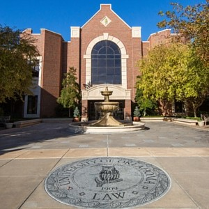 The University of Oklahoma College of Law