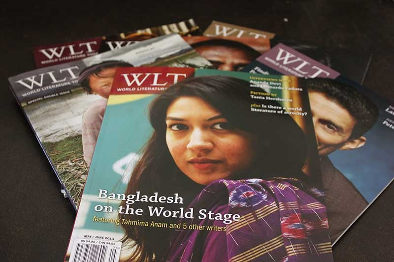 WLT Recent Magazines
